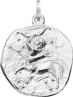 Sterling-Silber Sternzeichen Anh/änger f/ür Kinder L/öwe lackiert Schmuck-Pur 925//