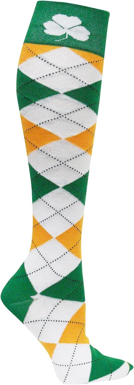 Ireland Argyle Dress Socks