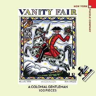 New York Puzzle Company - Vanity Fair Midnight Ride - 100 Piece Jigsaw Puzzle