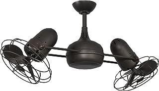 3 headed ceiling fan