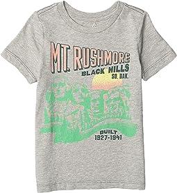 Mount Rushmore T-Shirt (Toddler/Little Kids/Big Kids)