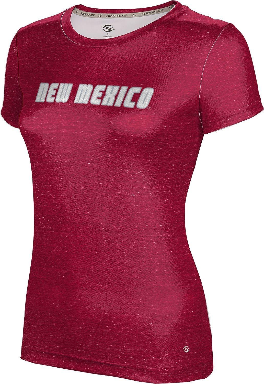 ProSphere University of New Mexico Girls' Performance T-Shirt (Heathered)
