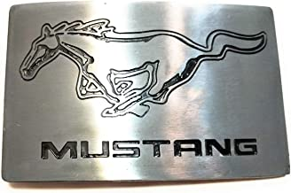 MUSTANG FORD Belt Buckle