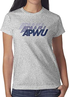 American Postal Workers Union Womens Classic T Shirt Slim Fit Tees Short Sleeve