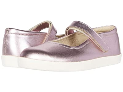 Old Soles Missy Shoe (Toddler/Little Kid) (Pink Frost) Girl