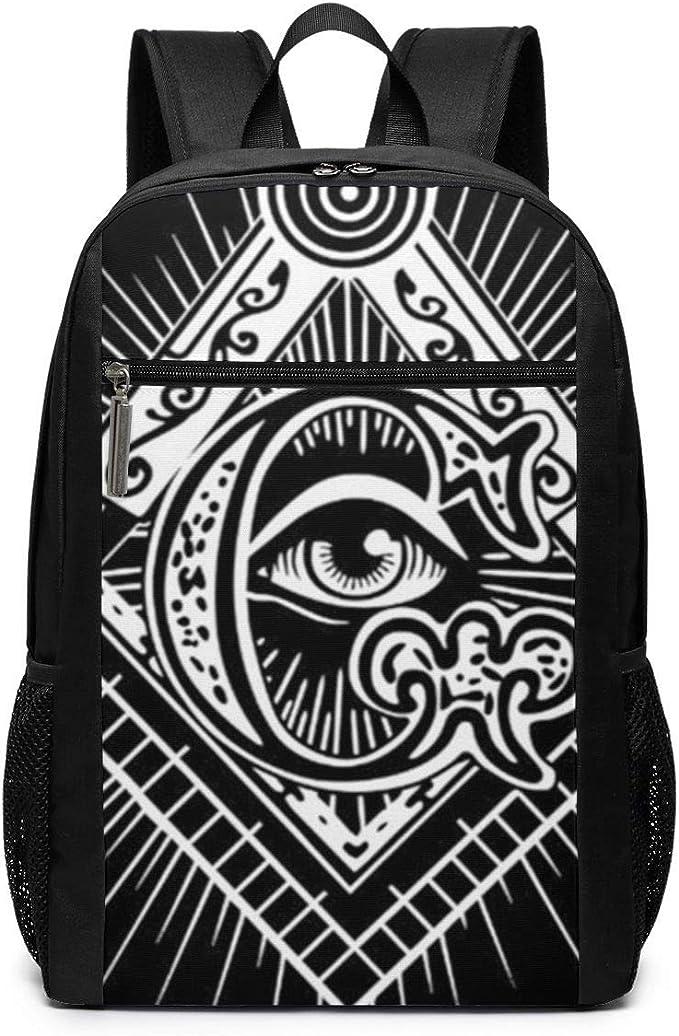 Noir Polyester GgDupp Tomorrowland Sac /à Dos pour Ordinateur Portable 17 Taille Unique
