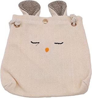 LALANG Cute Rabbit Styling Mobile Phone Crossbody Bag Wallet Coin Purse Pouch