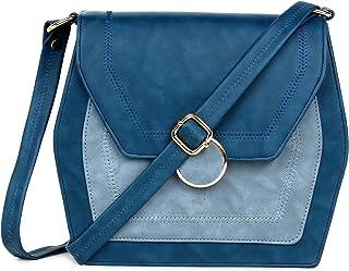 Festive Fashion Stylish Latest Leather Bag for Women's and Girls   Trendy Shoulder Sling Handbag   Side Bag for Women   Wo...