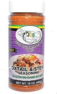 JCS Oxtail Meat & Stew Seasoning 16 oz.