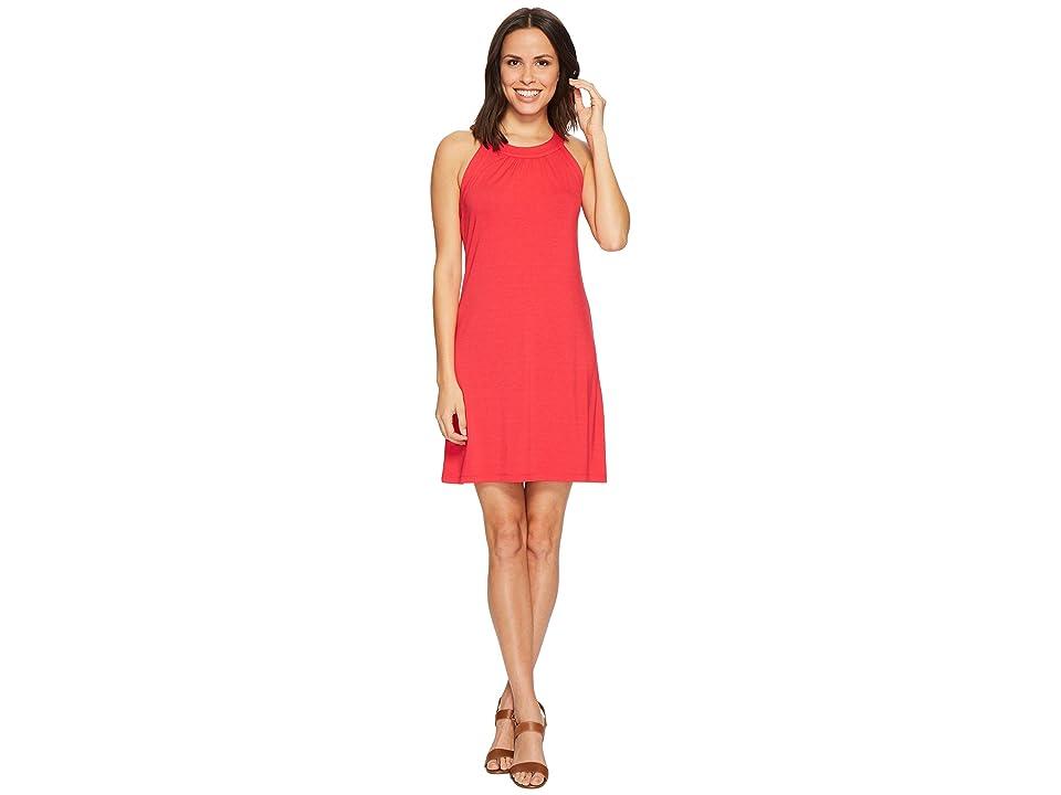 Tommy Bahama Tambour Sleeveless Short Dress (Virtual Pink) Women