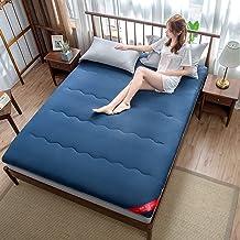 Student Dormitory Mattress,Japanese Floor Mattress Futon Mattress,Kids Tatami Floor Mat,Foldable Roll Up Mattress Sleeping...