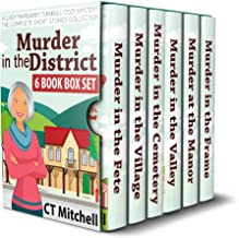 Murder in the District: Lady Margaret Turnbull Cozy Mystery Complete Series: 6 Book Box Set (A Lady Margaret Turnbull Cozy...