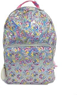 More Than Magic Girls Iridescent Sparkle Doughnut Backpack