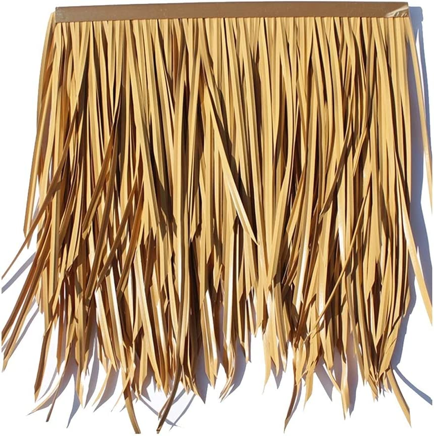 Palm Leaf Simulation thatch Tile Hair Popular Artificial Complete Free Shipping Flame Grass PE