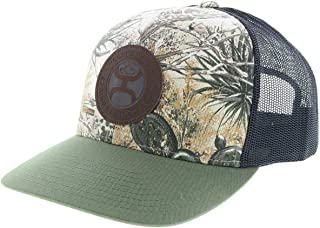 Men's Game Guard Logo Camo Trucker Cap Camouflage One Size