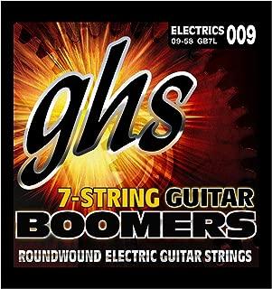 Best 7 string guitar strings Reviews