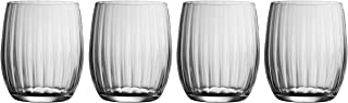 Galway Crystal 32004/4 Erne (Set of 4) Tumblers, Transparent