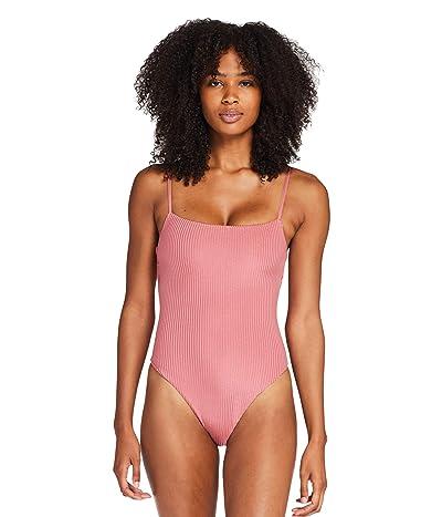 Vitamin A Jenna Bodysuit (Sunkissed Ecorib) Women