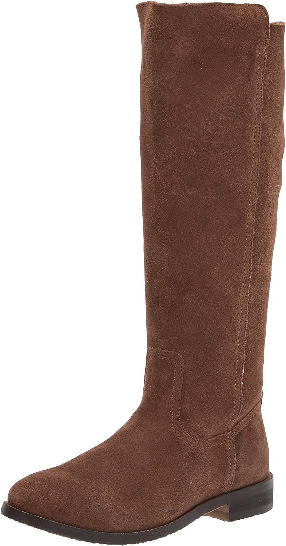 Musse & Cloud Women's Fashion Bootie Equestrian Boot