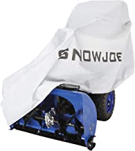 Snow Joe SJCVR-24 Protective Cover for 24-Inch Electric Snow Blower | Universal | Two Stage Compatible