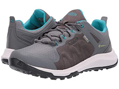 Keen Explore Waterproof (Steel Grey/Bright Turquoise) Women
