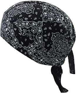 YEZIJIN Women Fashion Cotton Print Scarf Head Cap India Muslim Hat Chemo Cap Summer Best 2019 New