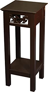 Ehemco Plant Stand in Brown (Brown)