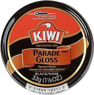 kiwi black parade gloss shoe polish