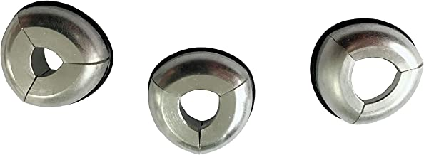 Aluminum Different Expandable Bullet Puller Collets