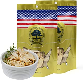 Sponsored Ad - DOL American Ginseng Slice 4oz/Bag(2Bags) from Wisconsin 花旗参片/西洋参片 (Sliced Ginseng Root)113g/Bag