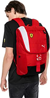 PUMA Fashion Backpack for Men - Polyester, Red