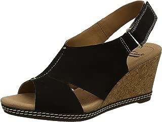 Clarks Women's Helio Float Fashion Sandals