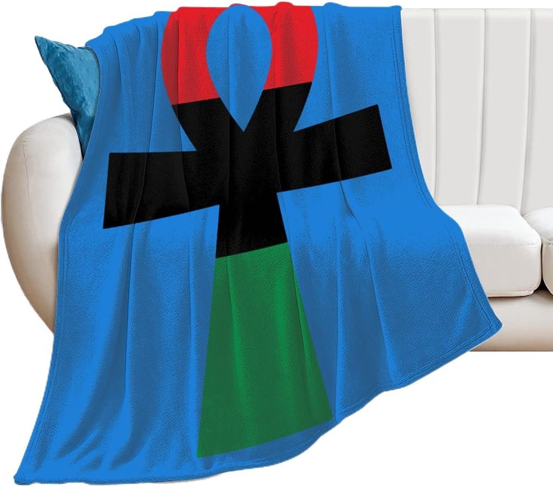Red Max 88% OFF Black Green Ankh Super Soft Max 40% OFF Blanket Comfortabl Microfiber