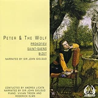 Prokofiev: Peter And The Wolf, Op. 67 - The Tale Of Peter And The Wolf