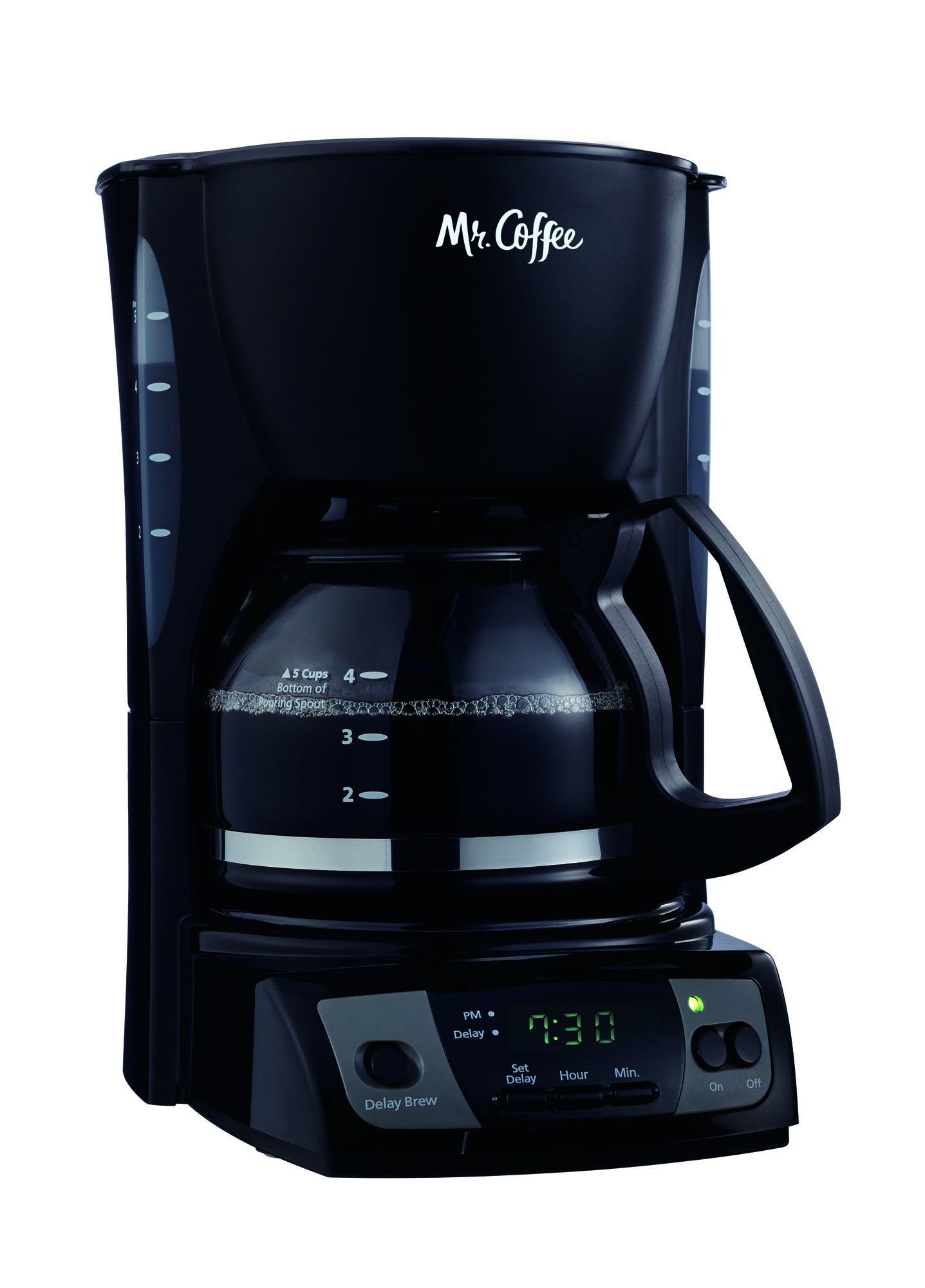 Mr Coffee Simple 5 Cup Programmable