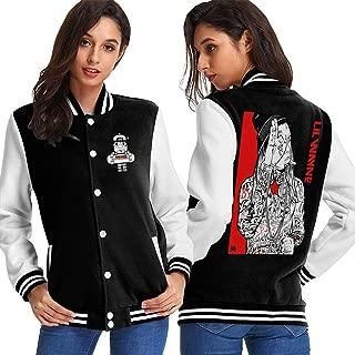 Lil Wayne Woman Baseball Jacket Outerwear Coats Long Sleeve Shirt