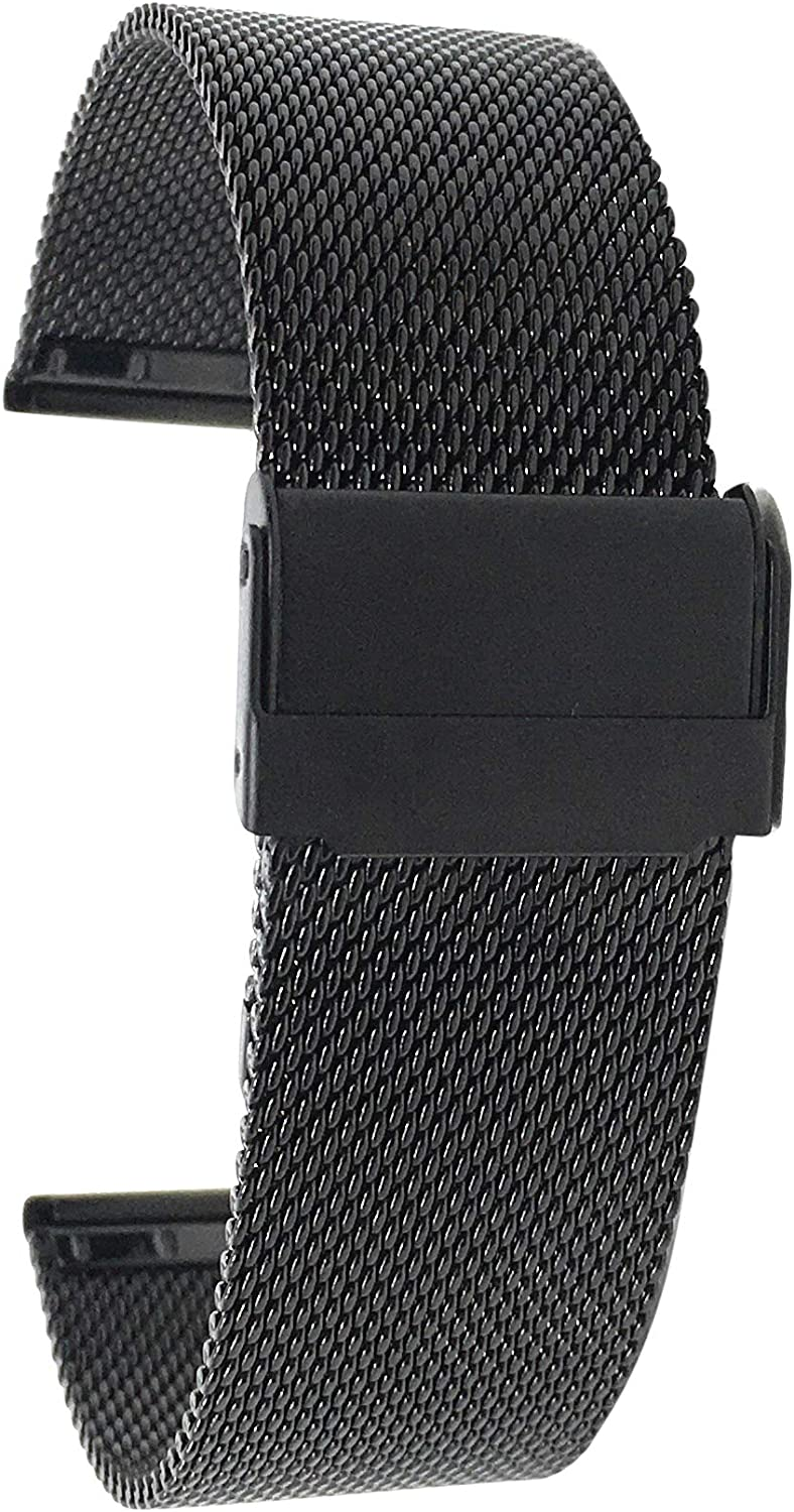 Bandini Stainless NEW Steel Mesh Watch Fine Metal Thin Year-end gift Band