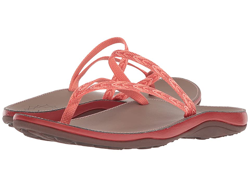 Chaco Abbey (Motif Peach) Women