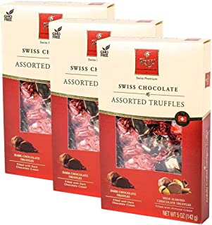 Frey Chocolat Assorted Truffles - 3 Cartons