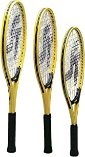 Sportime Yeller Tennis Racquets - Adult - 27 inch 4.5 inch - 009224