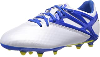 Messi 15.1 FG/AG Boys Soccer Boots/Cleats