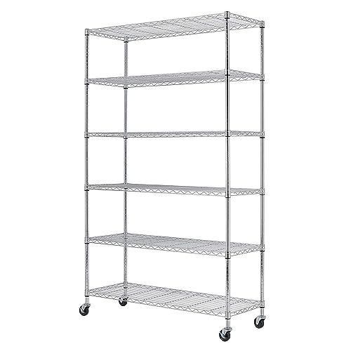 Fabulous Wire Garage Shelving Storage Units Amazon Com Download Free Architecture Designs Viewormadebymaigaardcom
