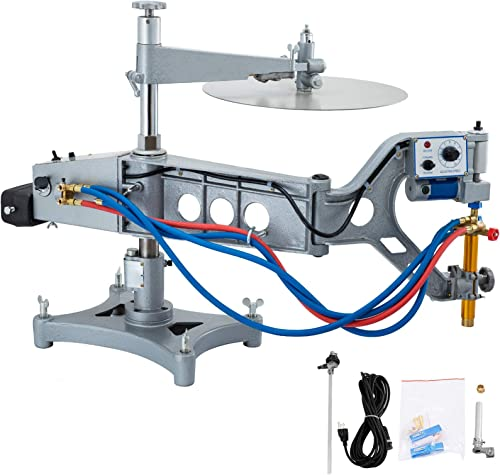wholesale Mophorn CG2-150B Profiling Cutting Machine 220V Track Torch 5-100mm Gas online sale Cutting 2021 Machine Square Round Steel Plate Torch Track Flame Cutting Machine outlet online sale