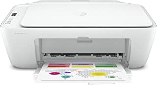 HP Deskjet 2720 All-in-One Printer, Wireless, Print, Copy, Scan - White