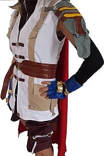 lightning cosplay costume