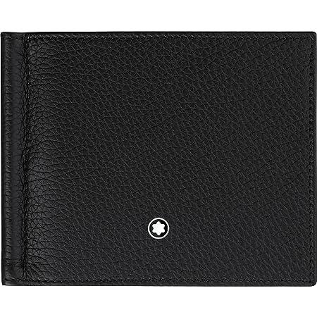 Montblanc Meisterstück Soft Grain Credit Card Case, 12 cm, Black (Schwarz)