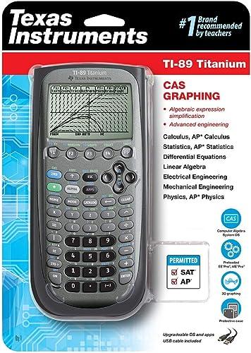 Titanium CAS Graphing Calculator - New