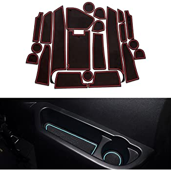 2009 Lincoln MKZ Pink Driver Passenger /& Rear Floor GGBAILEY D3836A-S1A-PNK Custom Fit Car Mats for 2007 2008
