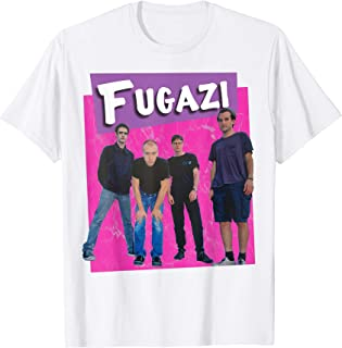 Fugazi Full House t-shirt