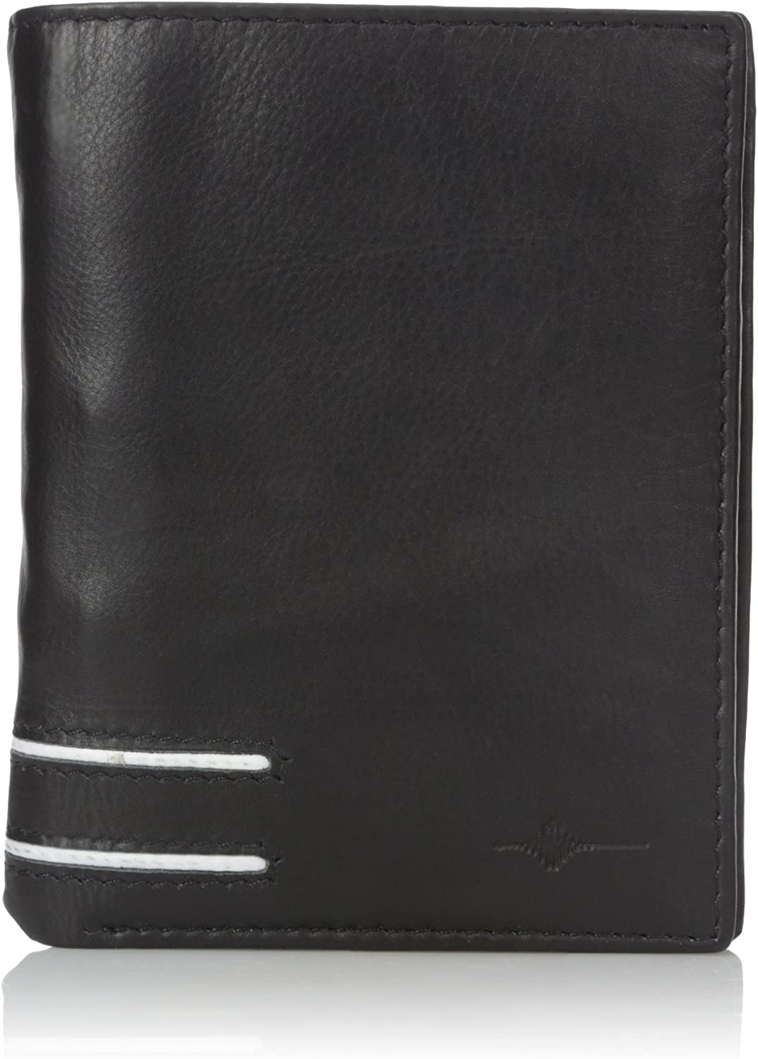 Buxton Men's Luciano RFID Blocking Deluxe Two-fold